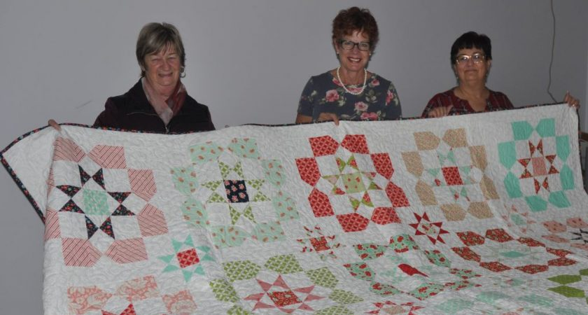 Star-Crossed Quilters show & sale Oct. 19-20