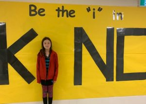 """HPE students putting the """"I"""" in kind"""