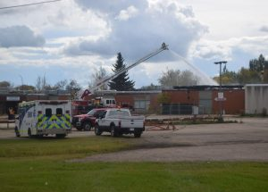 Chamber petitions for hospital demolition