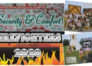 Fundraising calendars on sale