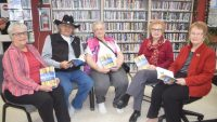 Big Lakes County releases book of stories