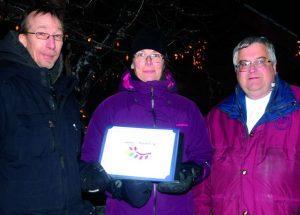 Beautification honours Santa Claus Parade founder