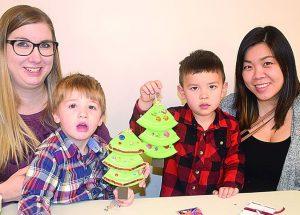 PICs – Santa pays visit to HP CRC