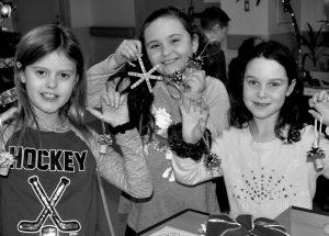 PICs – Grade 3s spread Christmas cheer at J.B. Wood