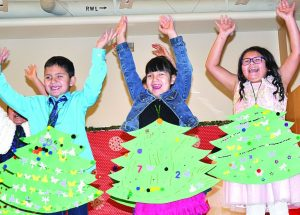 PICs – Christmas is celebrated at Joussard concert