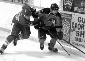 Chalifoux's OT winner tames Icedogs