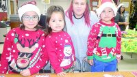 PICs – Library rocks to sounds of Christmas