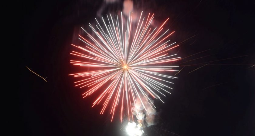 Use of fireworks in High Prairie is illegal