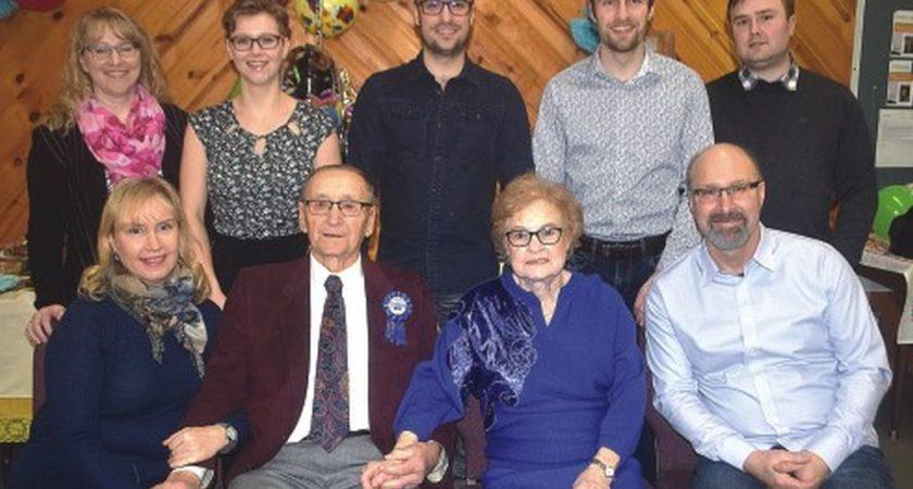 Shantz celebrates 90 wonderful years