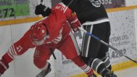 Red Wings clip Tomahawks