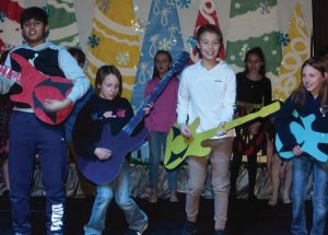 HPE students shine on stage at concert