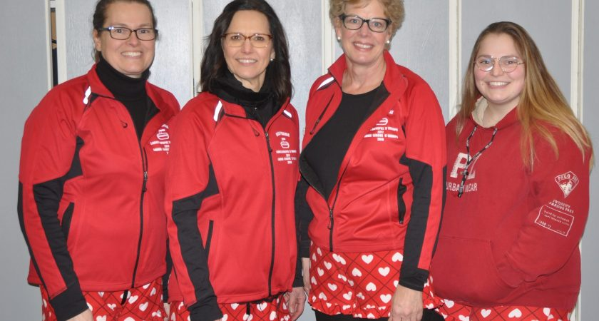 HIGH PRAIRIE LADIES BONSPIEL