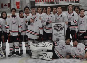 Legionnaires sweep Valleyview to win title