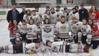 High Prairie wins Tier 2 Peewee title