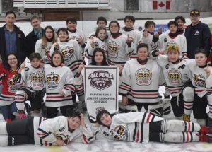 High Prairie wins Tier 2 Peewee title