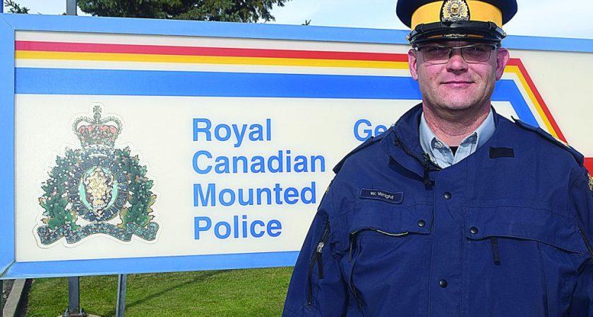 RCMP wants input to serve the public better