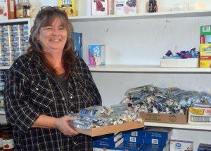 Demand for hampers has 'skyrocketed' – food bank