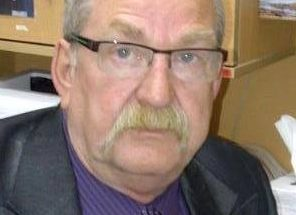 Former councillor Holmberg dies
